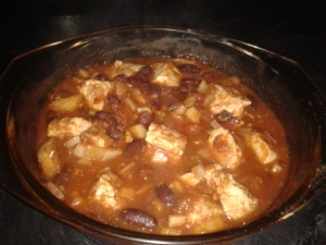 chilli chicken 1