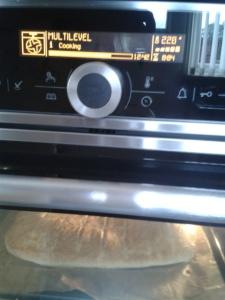 oven scone