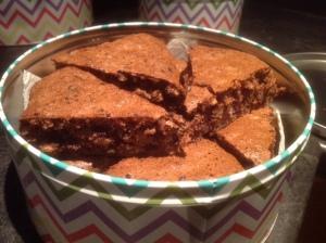 diabetic Chocolate almond cake