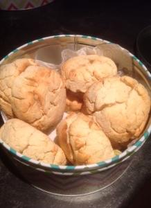 diabetic scones