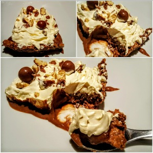 Malteser Pie - Simply Heavenly